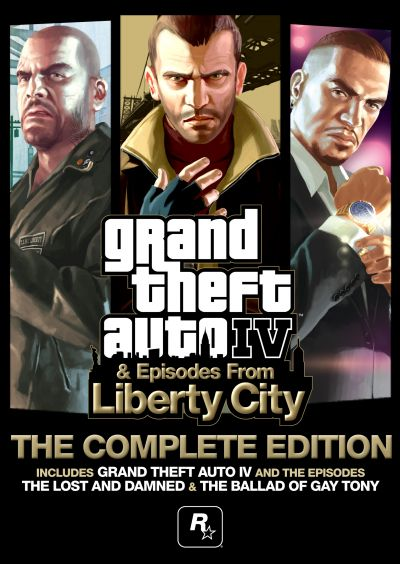 Grand Theft Auto IV: The Complete Edition STEAM