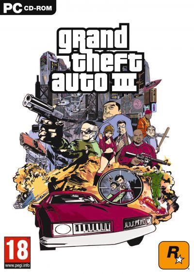 Grand Theft Auto III STEAM