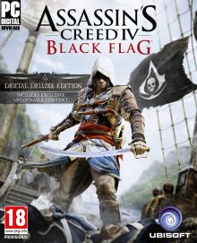 Assassin's Creed® IV: Black Flag™ Deluxe Edition