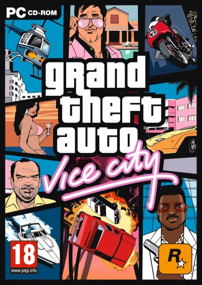 Grand Theft Auto: Vice City STEAM