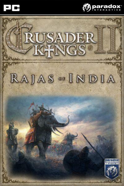 Crusader Kings II: Rajas of India (DLC)