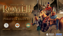 Total War™: ROME II - Pirates & Raiders Culture Pack