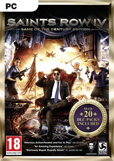 buy saints row iv game of the century edition asia steam key