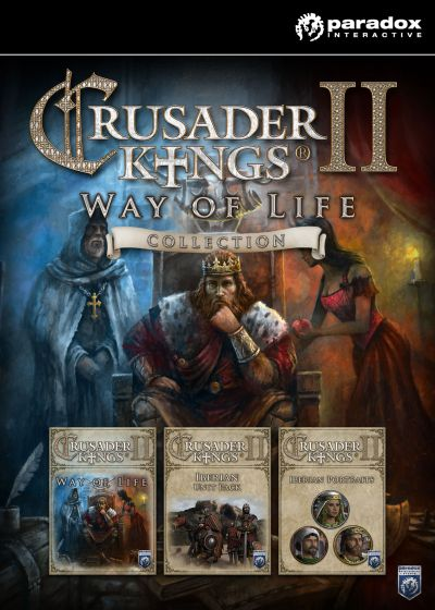 Crusader Kings II: Way of Life Collection