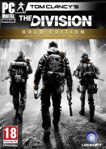 Tom Clancys The Division Gold Edition
