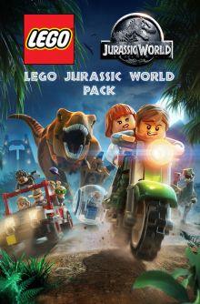 LEGO Jurassic World Jurassic World DLC Pack z37364