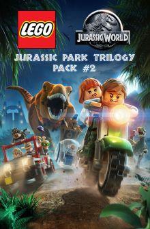 LEGO Jurassic World Jurassic Park Trilogy DLC Pack 2 z37366