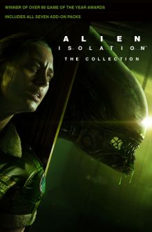 Alien Isolation The Collection ROW z38179