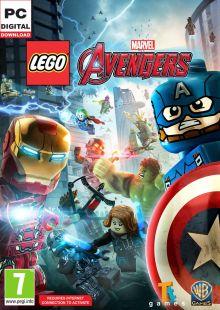 LEGO Marvels Avengers z38409
