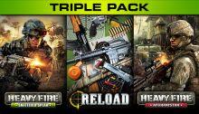 Heavy Fire Reload Triple Pack z38616