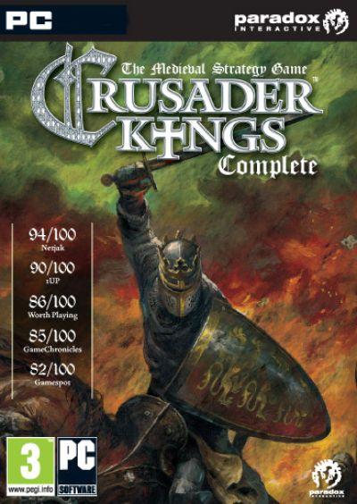 Crusader Kings Ii Windows Mac Game: Buy Crusader Kings: Complete Steam Key