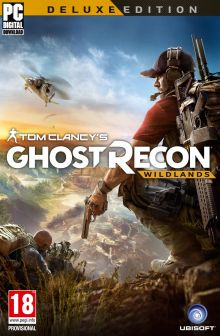 Tom Clancys Ghost Recon Wildlands Deluxe Edition EMEA