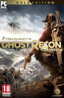 Tom Clancys Ghost Recon Wildlands Gold Edition EMEA