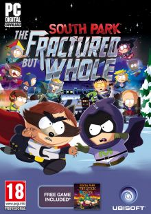 South Park™: The Fractured but Whole™ Standard Edition (EMEA)