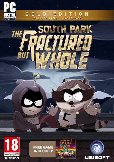 South Park™: The Fractured but Whole™ Gold Edition (EMEA)