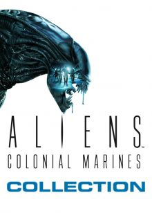 Aliens Colonial Marines Collection ROW z40065