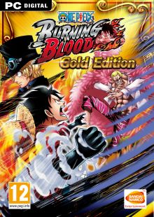 One Piece Burning Blood Gold Edition EMEA z40096