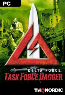 Delta Force Task Force Dagger z41705