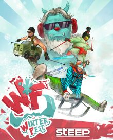 Steep™ – Winterfest Pack
