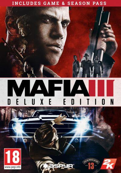 Mafia III Digital Deluxe Edition (MAC) (EMEA)