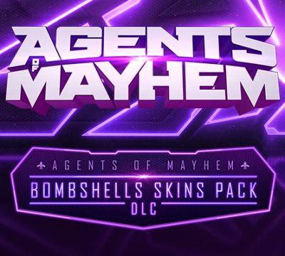 Agents of Mayhem - Bombshells Skins Pack
