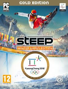 Steep™ Winter Games Gold Edition
