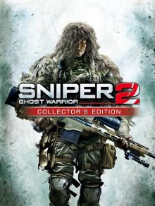 Sniper Ghost Warrior 2 Collectors Edition z44448