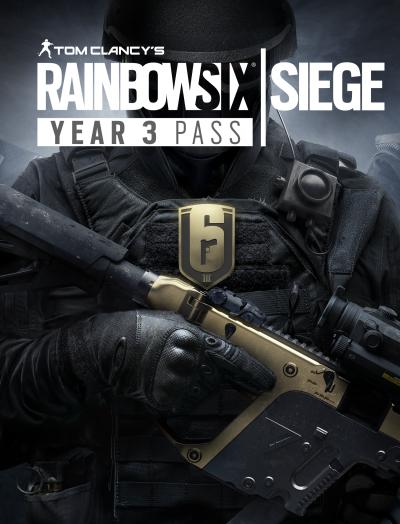 Tom Clancy's Rainbow Six® Siege - Year 3 Pass