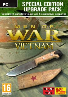 Men of War Vietnam Special Edition Upgrade Pack z46002