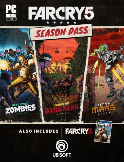 Far Cry® 5 – Season Pass