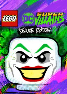 LEGO® DC Super-Villains Deluxe Edition