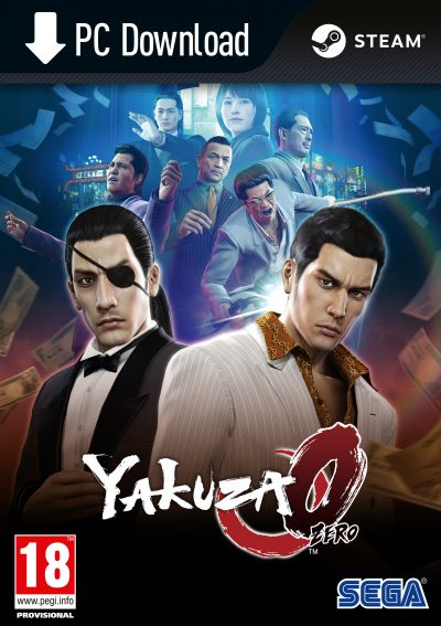 Yakuza 0 Digital Deluxe Edition