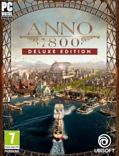 Anno 1800 ™ Deluxe Edition