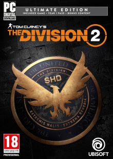 Tom Clancys The Division 2 Ultimate Edition