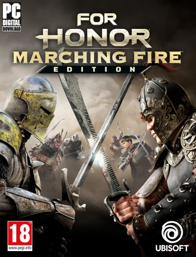 For Honor® Marching Fire™ Edition