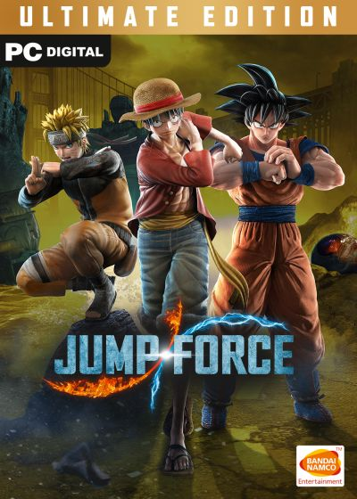 6d94a4a5e022 Buy JUMP FORCE - Ultimate Edition Steam Key