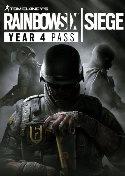 Tom Clancy's Rainbow Six® Siege - Year 4 Pass