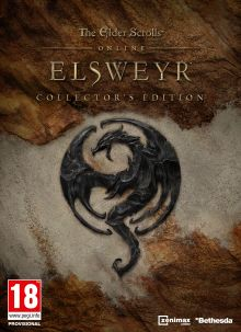 The Elder Scrolls® Online: Elsweyr Digital Collector's Edition