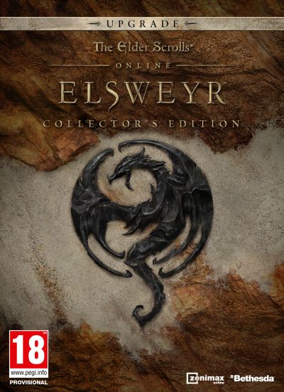 The Elder Scrolls® Online: Elsweyr Digital Collector's Edition Upgrade