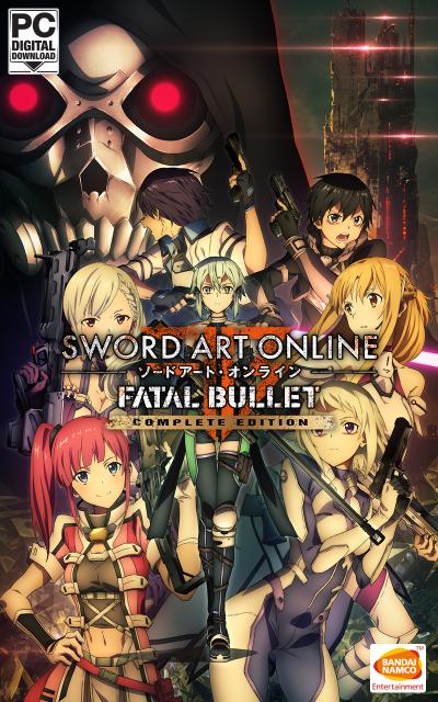sword art online fatal bullet digital download