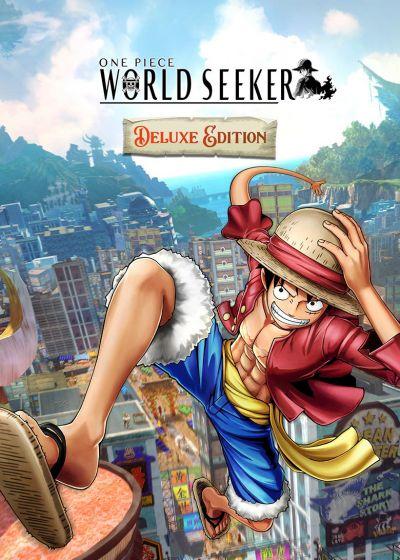 ONE PIECE World Seeker Deluxe Edition