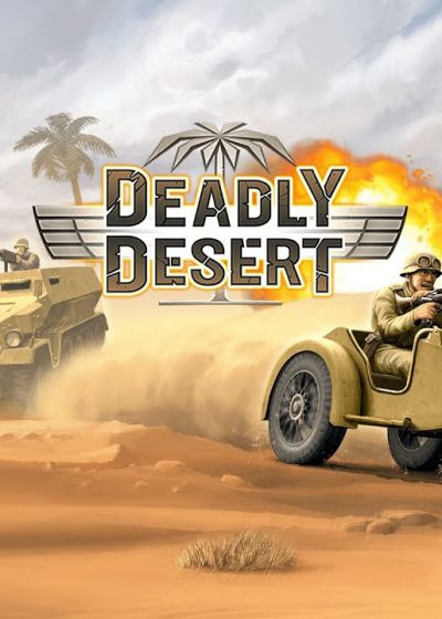 1943 deadly desert steam