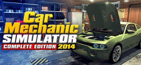 Car Mechanic Simulator >> Car Mechanic Simulator 2014