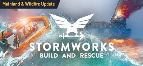 Stormworks: Build and Rescue - Early Access