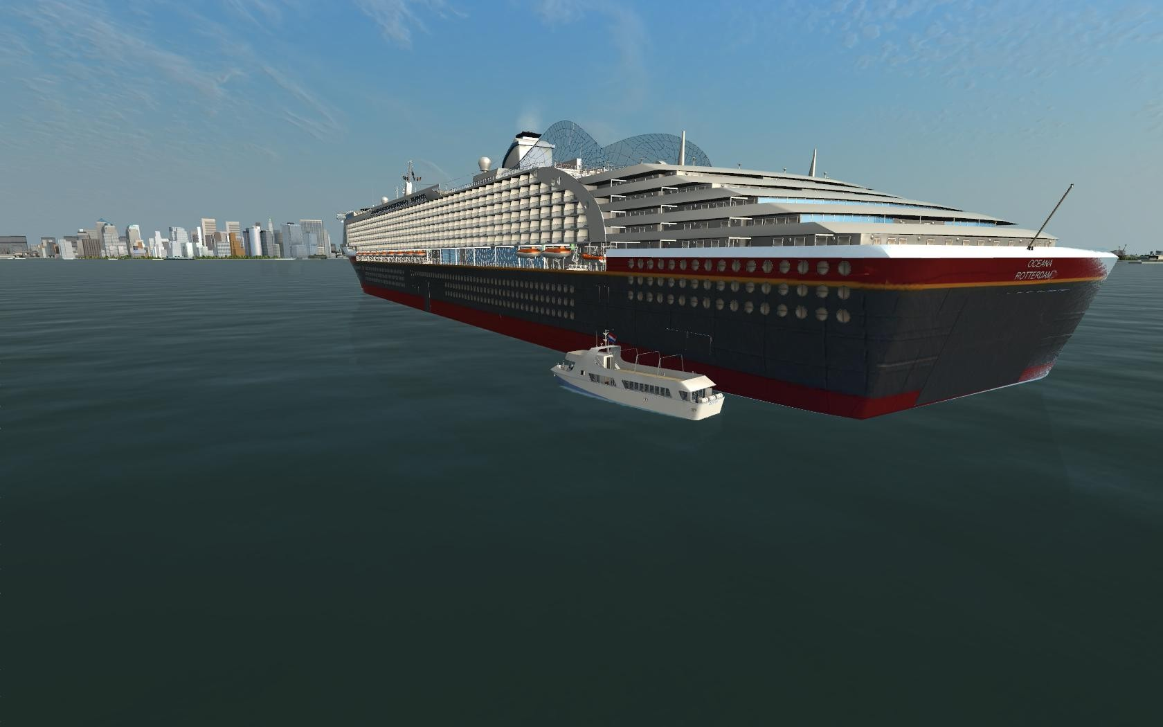 Buy Ship Simulator Extremes Oceana Cruise Ship DLC Steam Key - Oceana cruise lines
