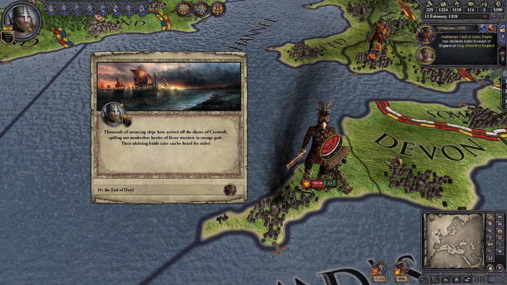 Buy Crusader Kings II: Sunset Invasion (DLC) Steam Key | Instant