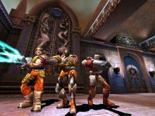 Quake III Arena Screenshot 1