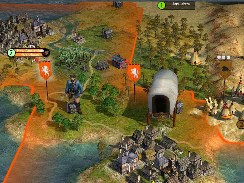 Buy Sid Meier's Civilization® IV Colonization (Steam) Steam Key