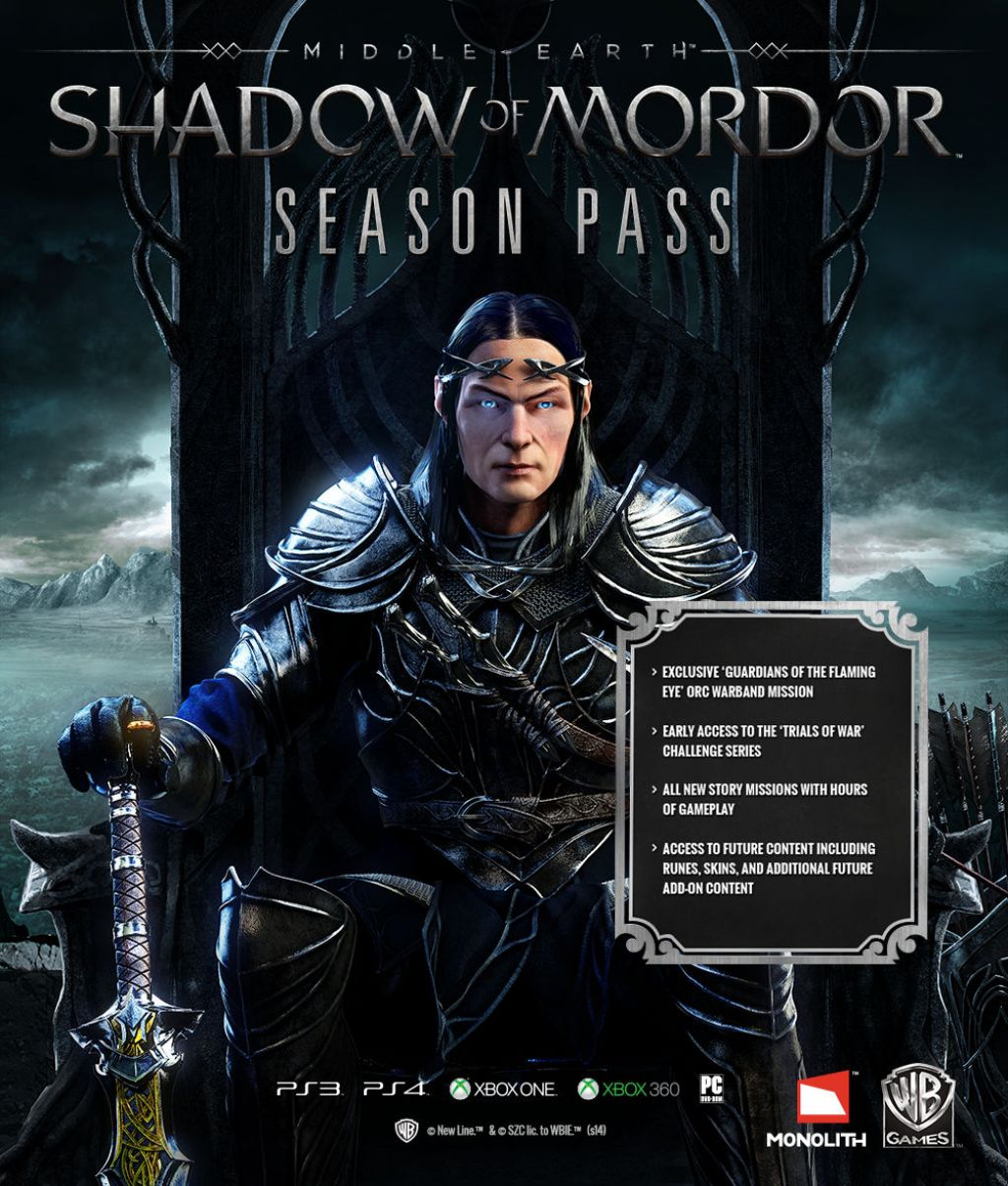Buy Middle-earth™: Shadow of Mordor™ - Game of the Year Edition