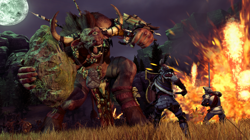 Buy Total War: WARHAMMER – Call of the Beastmen Campaign pack Steam